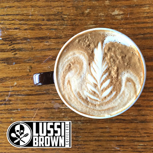 Lussi Brown Coffee Bar lexington ky