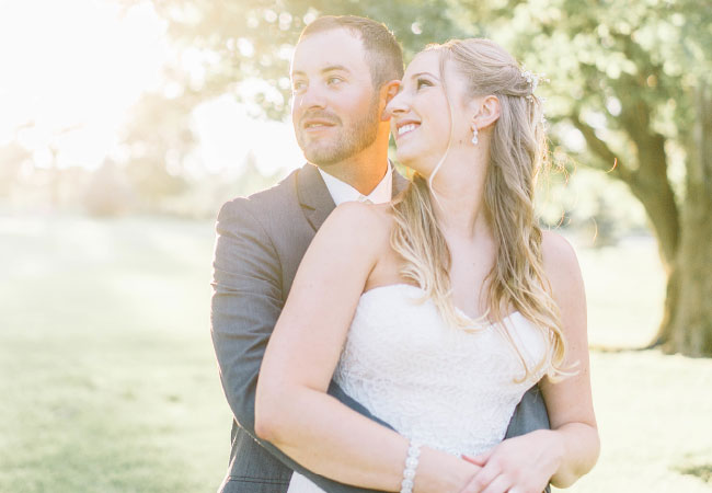 WOW Wedding: Katey and Noah