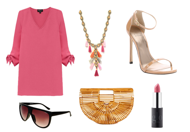 Outfit of the Week: Think Pink