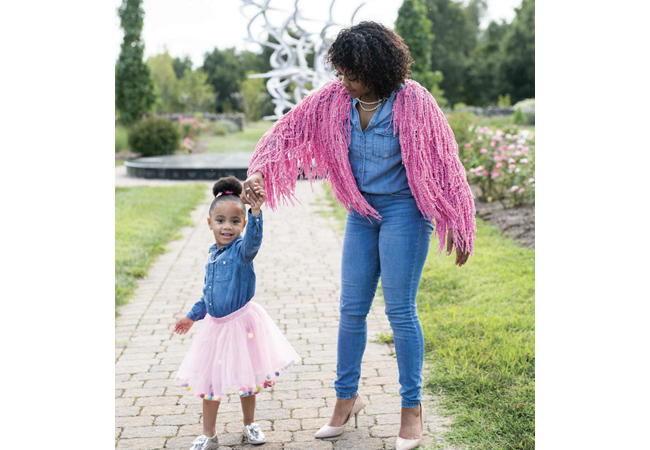 Super Mom: Antoinette Goss Johnson