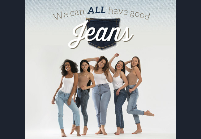The JEAN-eology of The Perfect Fit For Your Shape