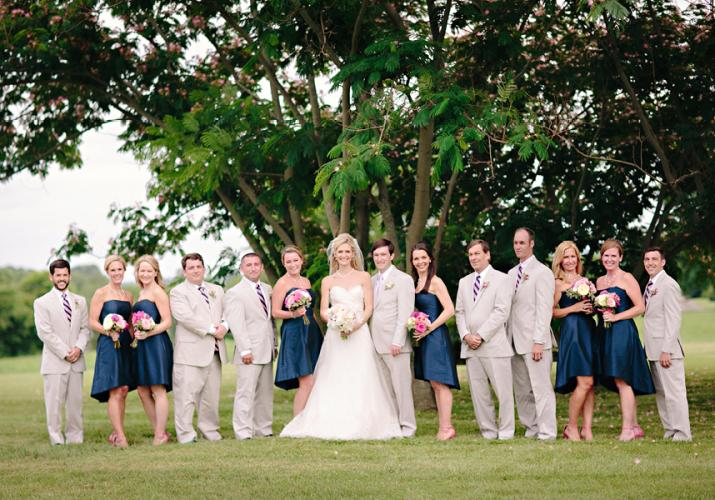 TOPS Weddings: The Swinfords