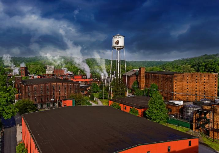 Buffalo Trace Reception Honors Local Organizations