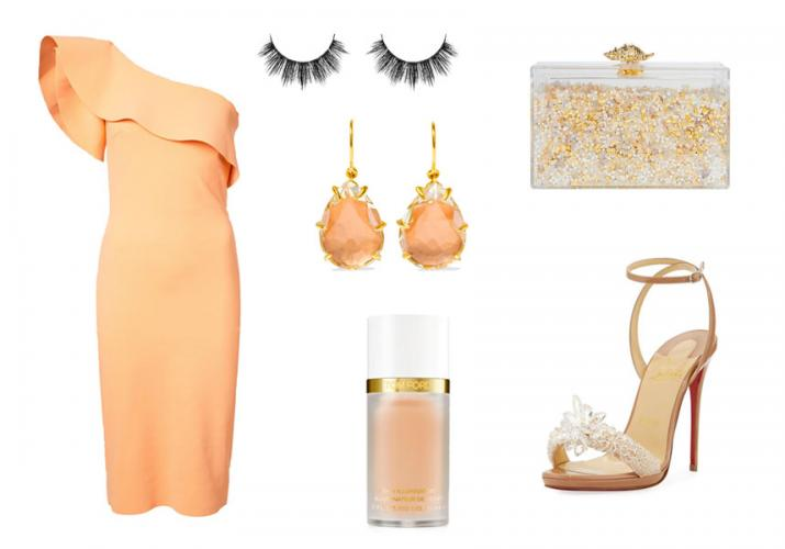 Outfit of the Week: Peaches and Gleam