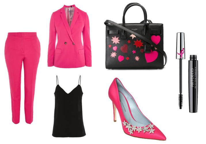 Outfit of the Week: Pink Power
