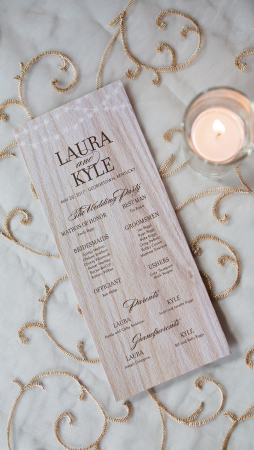 Wow Wedding: Laura and Kyle