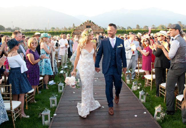WOW Weddings: Laura Bell Bundy and Thom