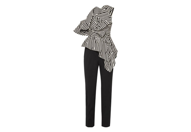 Outfit of the Week: The Stripe Way