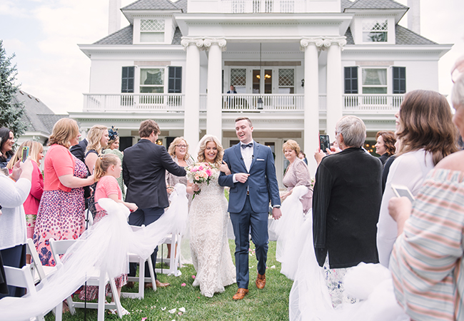 Wow Wedding: Ally and Nick Holt