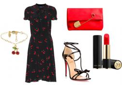Outfit of the week: Cherry Picking