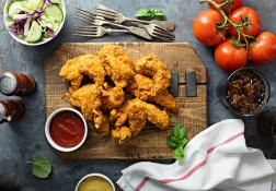 TOP 5 Dining: Fried Chicken