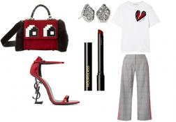 Outfit of the Week: Opposites Attract