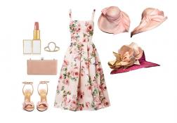 Outfit if the Week: Everything's Coming Up Roses