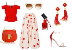 Outfit of the Week: Better of Red