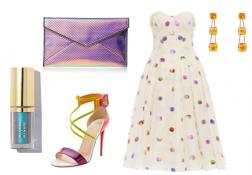 Outfit of the week: Party Dots