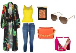 Outfit of the Week: Urban Jungle