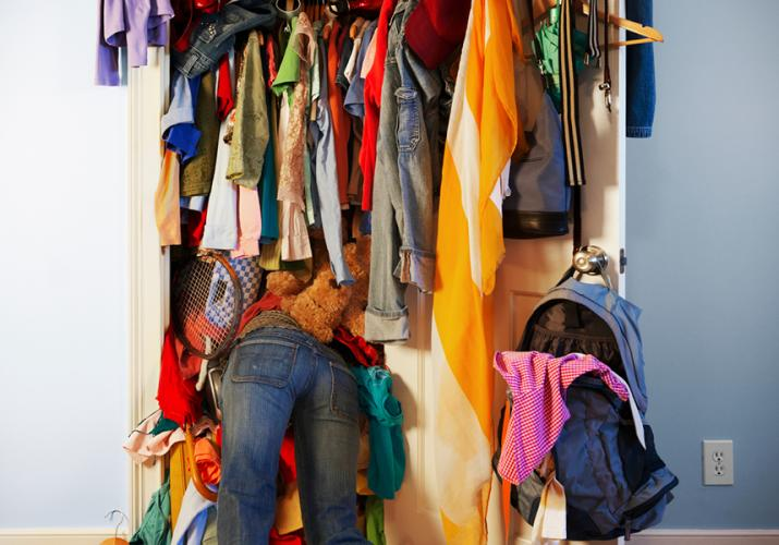 In the Buf: Clean Out Your Closet