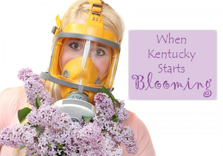 When Kentucky Starts Blooming